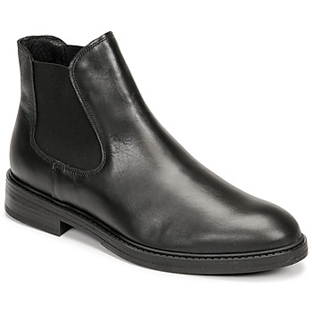 Zapatos Hombre Botas de caña baja Selected CHELSEA Negro