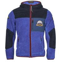 textil Hombre Polaire Napapijri YUPIK Marino / Azul