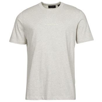 textil Hombre Camisetas manga corta Scotch & Soda GRAPHIC LOGO Gris