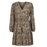 textil Mujer Vestidos cortos See U Soon 21221194 Kaki