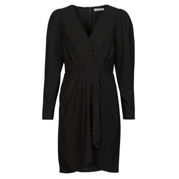 textil Mujer Vestidos cortos See U Soon 21222038 Negro