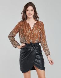 textil Mujer Tops / Blusas See U Soon 21212103 Multicolor