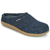 Zapatos Hombre Pantuflas Giesswein VEITSH Azul