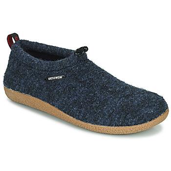 Zapatos Pantuflas Giesswein VENT Marino