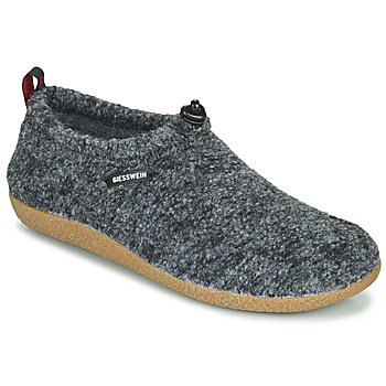 Zapatos Hombre Pantuflas Giesswein VENT Gris