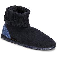 Zapatos Pantuflas Giesswein KRAMSACH Marino