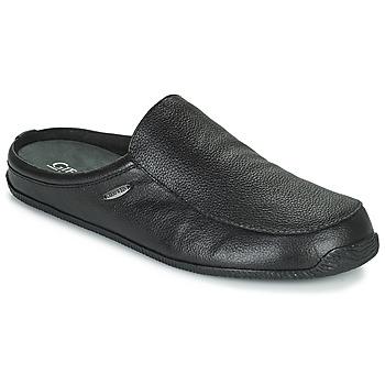 Zapatos Hombre Pantuflas Giesswein MANTA Negro