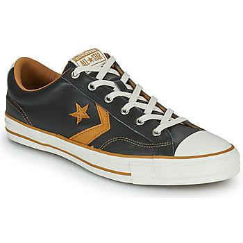 Zapatos Hombre Zapatillas bajas Converse STAR PLAYER TECH CLIMBER OX Gris / Mostaza