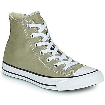 Zapatos Zapatillas altas Converse CHUCK TAYLOR ALL STAR SEASONAL COLOR HI Beige