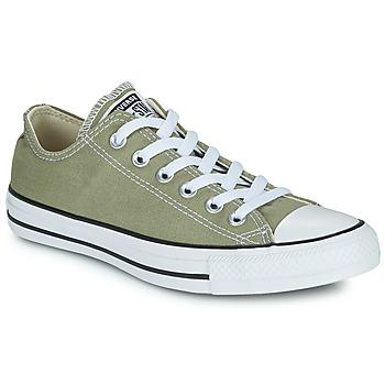 Zapatos Zapatillas bajas Converse CHUCK TAYLOR ALL STAR SEASONAL COLOR OX Beige