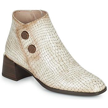 Zapatos Mujer Botines Hispanitas ALEXA Crudo