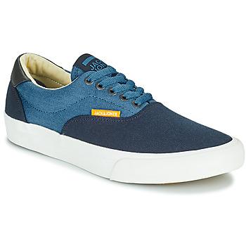 Zapatos Niño Zapatillas bajas Jack & Jones JR MORK CANVAS BLOCK Azul