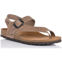 Zapatos Mujer Sandalias Interbios 7162 TAUPE