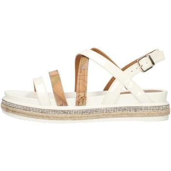 Zapatos Mujer Sandalias Alviero Martini P3A2109041195 blanco