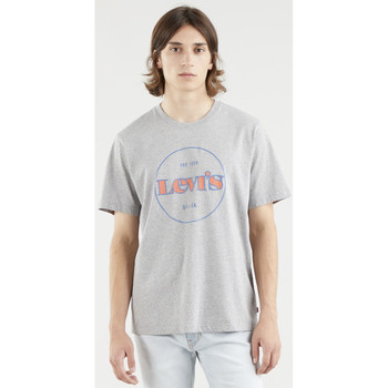textil Hombre Camisetas manga corta Levi's Strauss CAMISETA RELAXED FIT LEVIS HOMBRE Multicolor