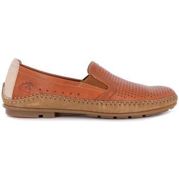 Zapatos Hombre Mocasín Fluchos F1177 marrón