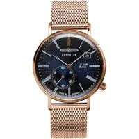 Relojes & Joyas Mujer Relojes analógicos Zeppelin 7137M-3, Quartz, 36mm, 5ATM Oro