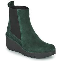 Zapatos Mujer Botines Fly London BAGU Verde