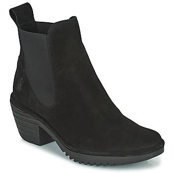 Zapatos Mujer Botines Fly London WASP Negro
