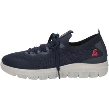 Zapatos Hombre Zapatillas bajas Luisetti 31118TE Azul