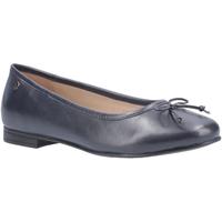 Zapatos Mujer Bailarinas-manoletinas Hush puppies  Azul