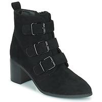 Zapatos Mujer Botines Moony Mood PAOLA Negro