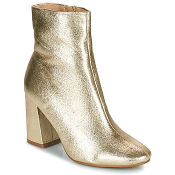 Zapatos Mujer Botines Moony Mood PEDROLYN Dorado