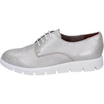 Zapatos Mujer Derbie Rizzoli BJ949 Platino