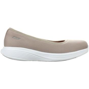 Zapatos Mujer Bailarinas-manoletinas Mbt HANA W TAUPE