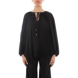textil Mujer Camisas Marella BLOUSE NEGRO