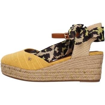 Zapatos Mujer Sandalias Wrangler WL11611A AMARILLO
