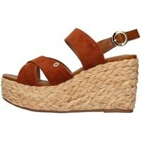 Zapatos Mujer Sandalias Wrangler WL11640A CUERO