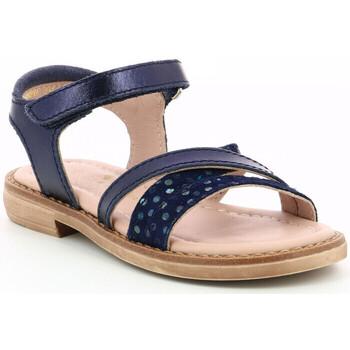 Zapatos Mujer Sandalias Aster Tessia Azul Marino