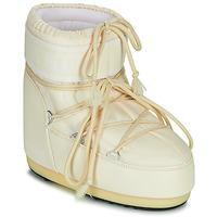 Zapatos Mujer Botas de nieve Moon Boot MOON BOOT ICON LOW 2 Crema