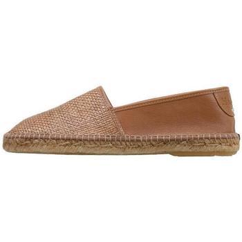 Zapatos Hombre Alpargatas Krack  Marrón