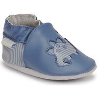 Zapatos Niño Pantuflas para bebé Robeez DIFLYNO Azul