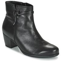 Zapatos Mujer Botines Gabor 7552227 Negro