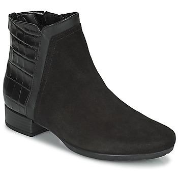 Zapatos Mujer Botines Gabor 7271227 Negro