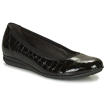 Zapatos Mujer Bailarinas-manoletinas Gabor 7262087 Negro