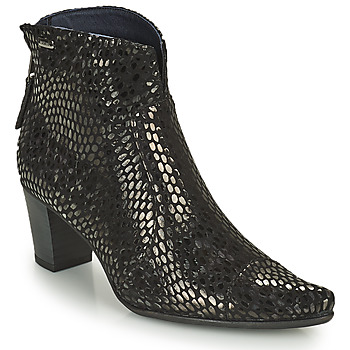 Zapatos Mujer Botines Dorking DEISY Negro