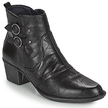 Zapatos Mujer Botines Dorking DALMA Negro