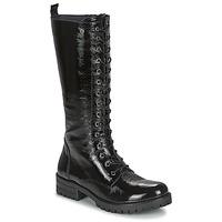 Zapatos Mujer Botas urbanas Dorking WALKING Negro