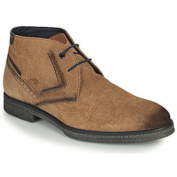 Zapatos Hombre Botas de caña baja Fluchos GAMMA Marrón