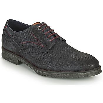 Zapatos Hombre Derbie Fluchos GAMMA Marino