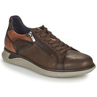 Zapatos Hombre Zapatillas bajas Fluchos COOPER Marrón
