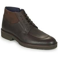 Zapatos Hombre Botas de caña baja Fluchos CAVALIER Marrón
