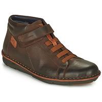 Zapatos Hombre Zapatillas altas Fluchos ALFA Marrón