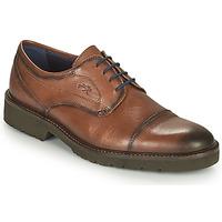 Zapatos Hombre Derbie Fluchos CAVALIER Marrón