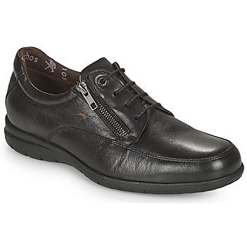 Zapatos Hombre Zapatillas bajas Fluchos LUCA Negro