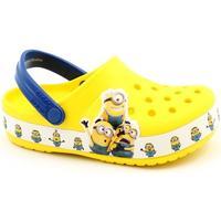 Zapatos Niños Zuecos (Clogs) Crocs CRO-RRR-205512-730 Giallo